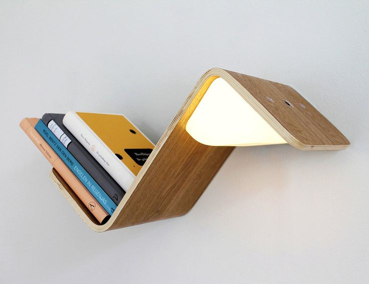 lililite the all in one book lamp shelf and mark book lampoffice ideascool productsindustrial designarchitecture - Product Design Ideas