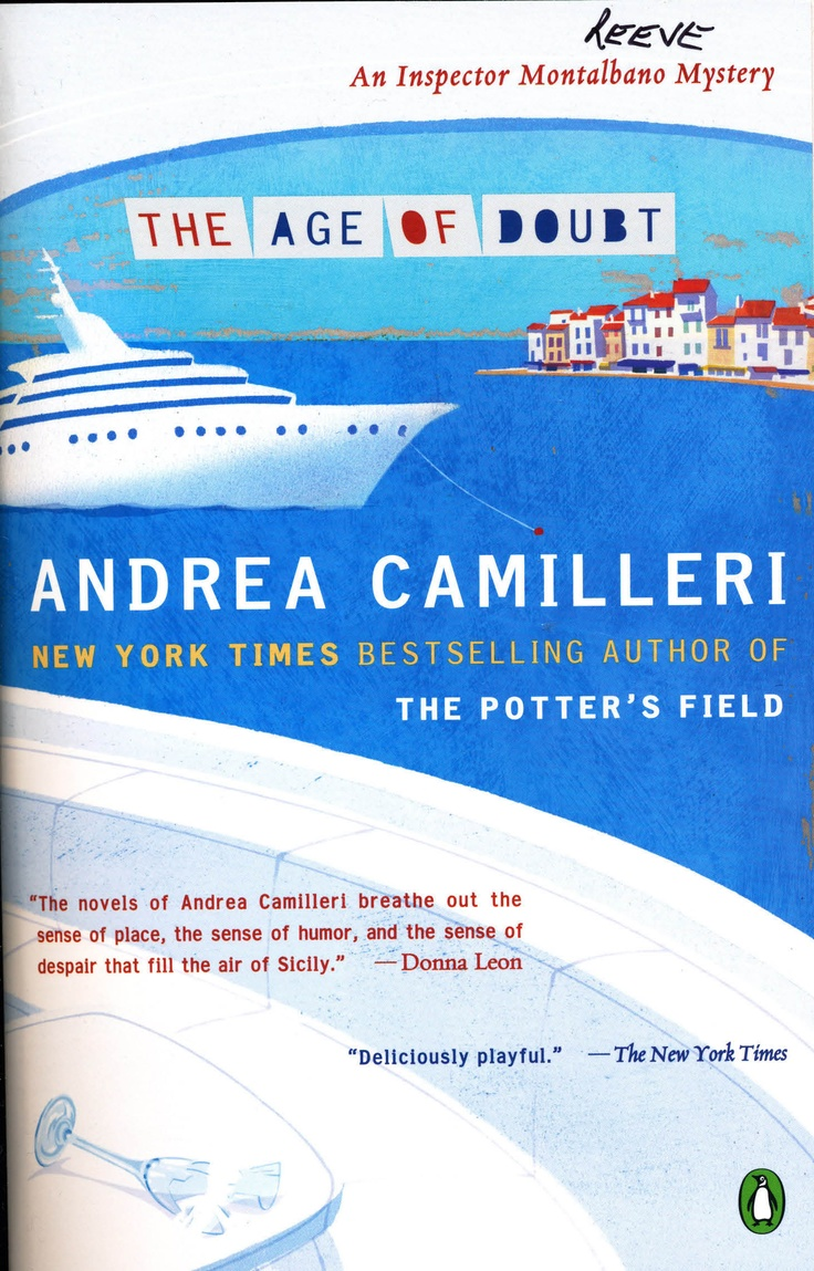 The 14th Montalbano novel by Andrea Camilleri. Set in Sicily. Translated from Italian.