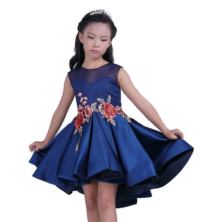 >> Click to Buy << 3-12 Years Kids Spring/Autumn Princess Dresses for Toddler Girl Children embroidery Fashion Clothing Baby Girl Dress Shipping #Affiliate