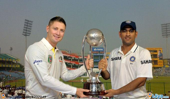 4th Test Match Ind v Aus.  Feroz Shah Kotla,  Delhi@ http://ijiya.com/8237049