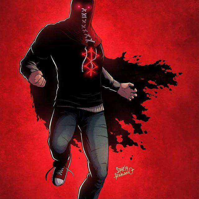 New The 10 Best Art Ideas Today With Pictures Brandon Breyer Brightburn Love The Movie Made Some Twe Horror Movie Art Dark Fantasy Art Superhero Design