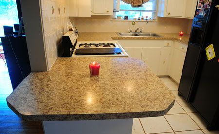 Wilsonart Laminate Milano Quartz Countertop Kitchen