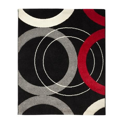 Urban Design Rug for the lounge room. For our lounge room. Would match the red wall.