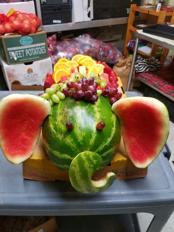 Elephant fruit