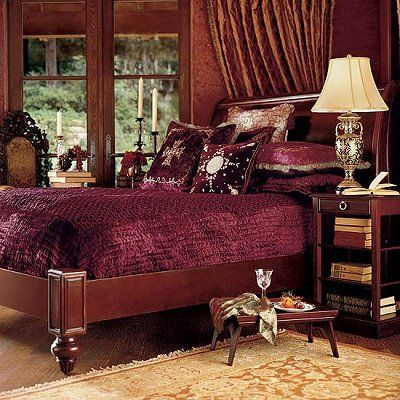 467 best images about victorian decor on pinterest for Dark victorian bedroom