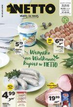 Gazetka Netto - Wszystko na Wielkanoc kupisz w NETTO, 14-20/03