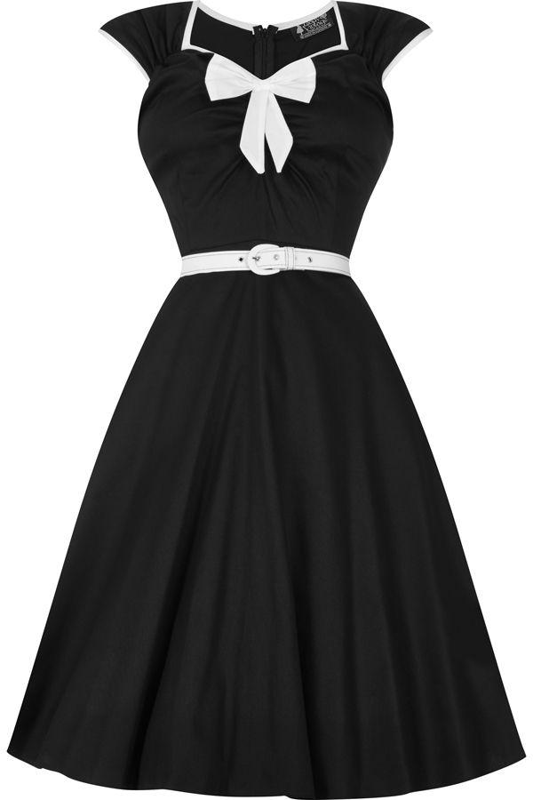http://ladyvlondon.com/Black-Isabella-Dress-with-White-Belt/#.VtMIzSlUA2Y