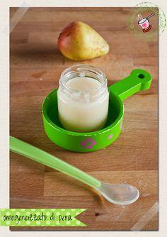 Bolli bolli pentolino: Omogeneizzato di pera per lo svezzamento: la ricet...