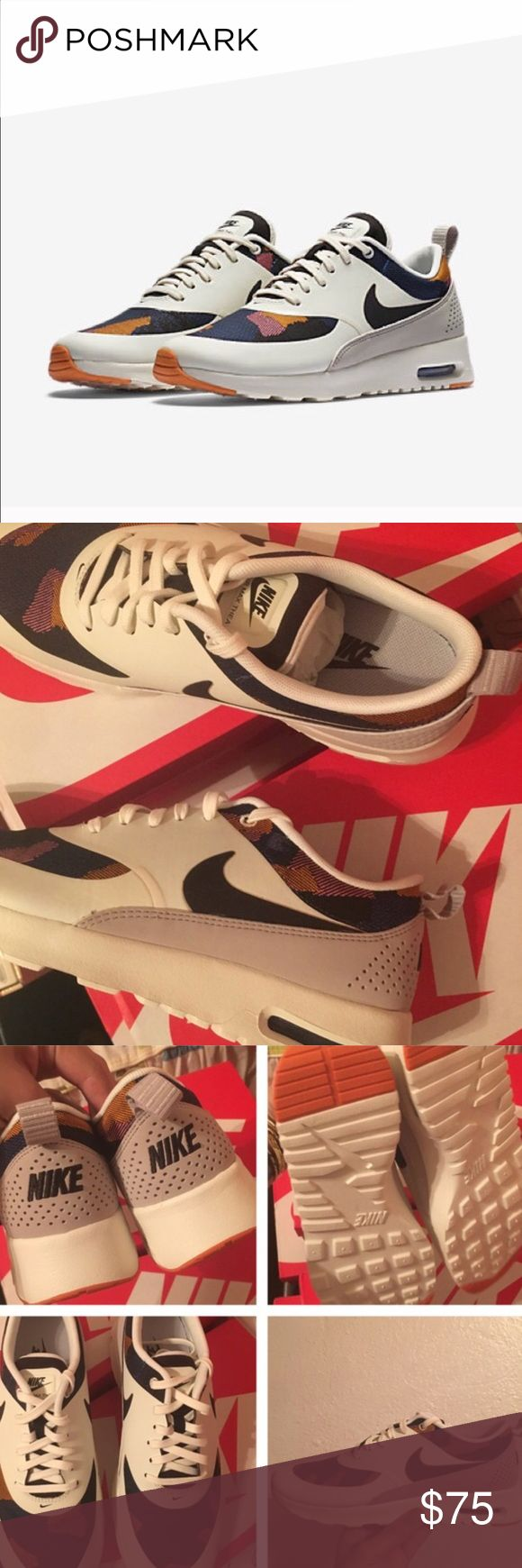 Women's Nike Air Max Thea Brand new with the full box Nike Shoes Athletic Shoes