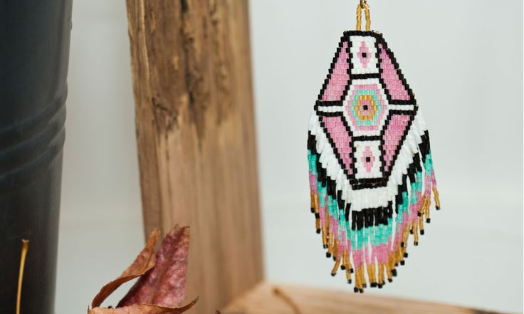 'Kipas' Pendant Necklace Other colours available from www.morecollections.com.au