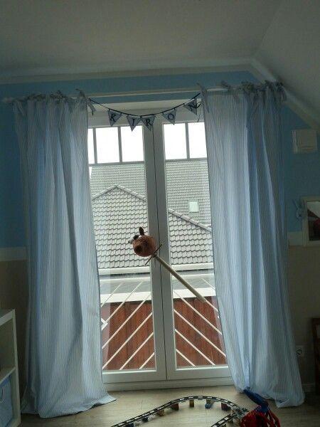 ber ideen zu vorhang kinderzimmer auf pinterest dachzimmer vorh nge und kinderzimmer. Black Bedroom Furniture Sets. Home Design Ideas