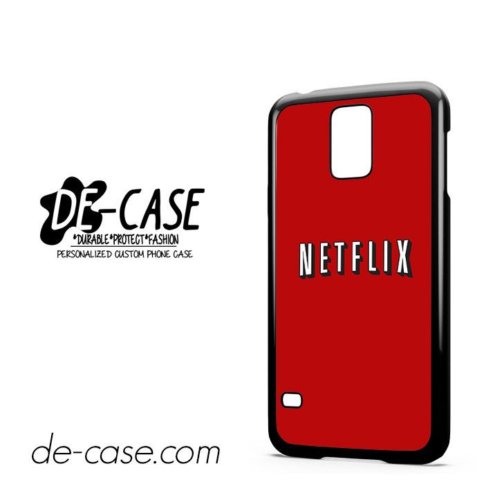 Netflix DEAL 7635 Samsung Phonecase Cover For Samsung Galaxy S5 / S5 Mini
