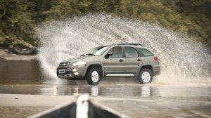 Superaquecimento do motor do Fiat Palio Weekend