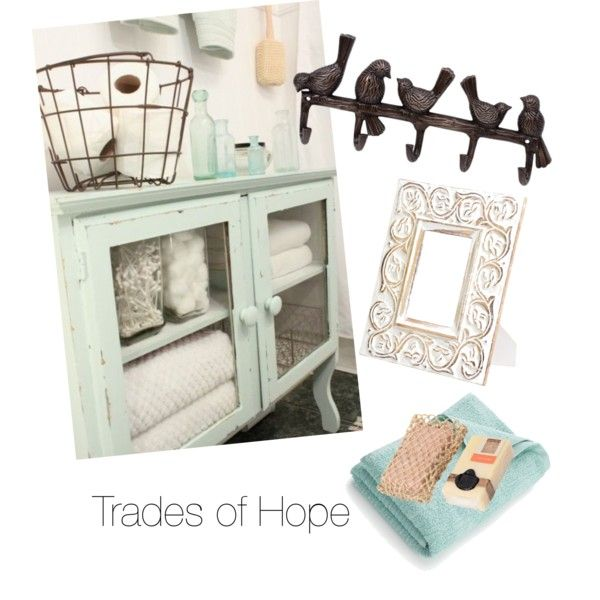 Trades of Hope more then just jewelry! Http://www.mytradesofhope.com/stephanieblessman