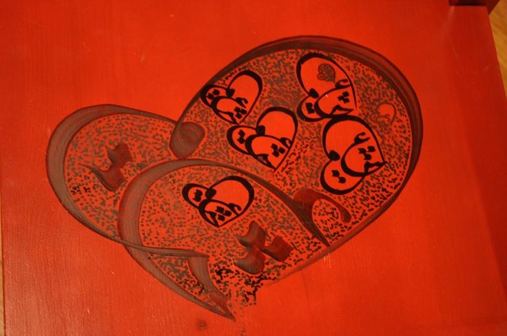 E S H G H ! L O V E ! عشق Persian calligraphy, Eshgh