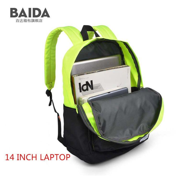 2017 Direct Selling Time-limited Softback Mochila Fashion Backpack Solid Backpacks Girl&boy School Bags