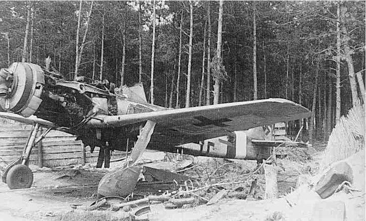 Focke wulf 190 D9 revell 1:32: 220e27731557e57f5acc2e6482f5f34f