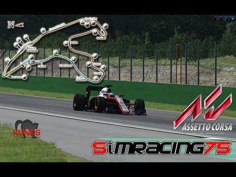 AC: McLaren MP4 30 @ Spa - YouTube