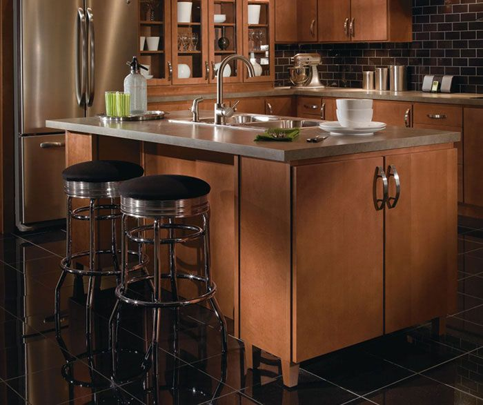18 Best Homecrest Cabinetry  Contemporary Style Images On Delectable Contemporary Style Kitchen Cabinets 2018