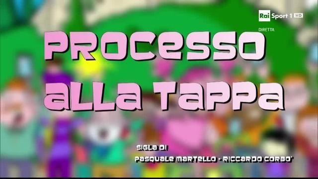 Processo alla Tappa - VIDEO - Giro d'Italia - RaiSport