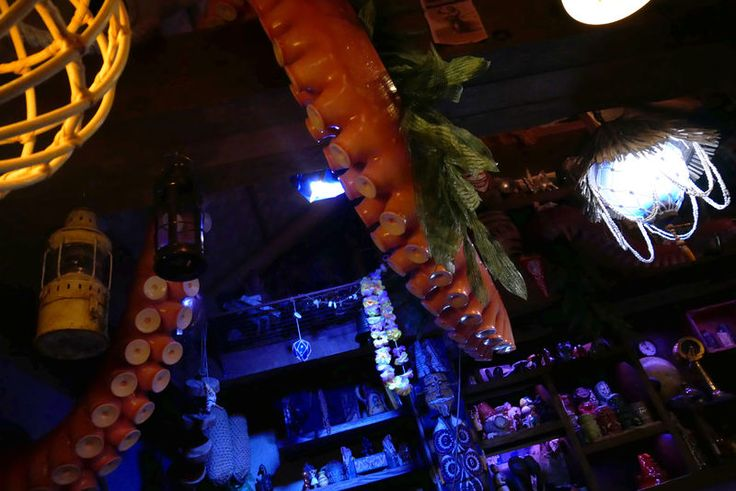 Trader Sam's Grog Grotto opened at Disney's Polynesian Village Resort in 2015. It is the sister of Trader Sam's Enchanted Tiki Bar, found at the Disneyland Hotel in Anaheim, California. Like the bar in Anaheim, the Grog Grotto is a twin tribut...