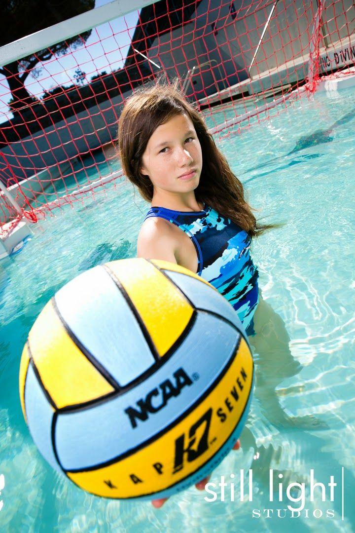San Mateo Hillsdale High School Girls Water Polo Team Photo by Still Light Studios