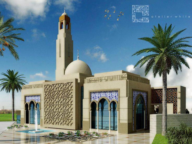 Binlahej Mosque | Atelier White
