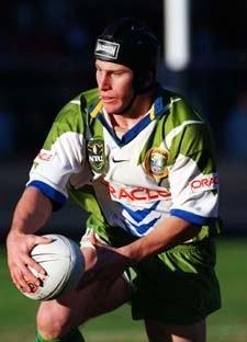 """MORE GREAT CANBERRA RAIDERS MOMENTS: The Mac Attack, 1998  The Raiders delivered a record come from behind win in 1998 under desperate circumstances. With the big name Raiders on the sideline, Manly blasted to a 20-2 lead after 25 minutes. But a young halves pairing of Andrew McFadden and Mark McLinden took control. And with just a minute to go, 18 year old McLinden scooped up the ball and produced a 50 metre run down the sideline for the winning try on the bell. The """"Mac Attack"""" was born."""