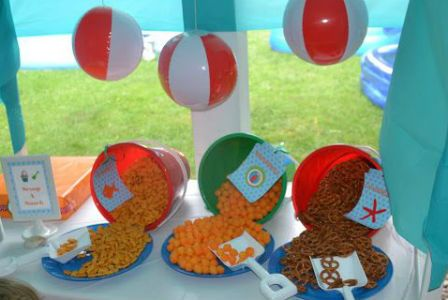 It's pool party season and we've got lots of fresh ideas to keep everyone entertained.