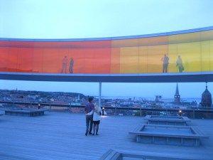 AROS gallery in Aarhus