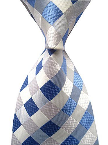 Ties On Sale, Blue Melange, Silk, 2017, one size Belvest