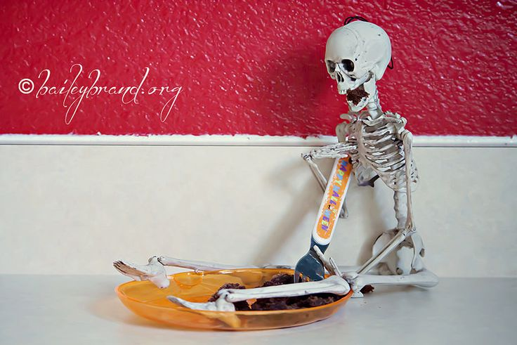 The Skeleton in the Closet | by AmysBodyDecor {Bailey Brand}