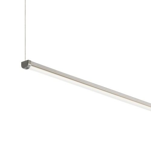 Rae Line Voltage Linear Suspension well priced, opt for higher lumens output. But is it dimable, and what does the canopy look like??