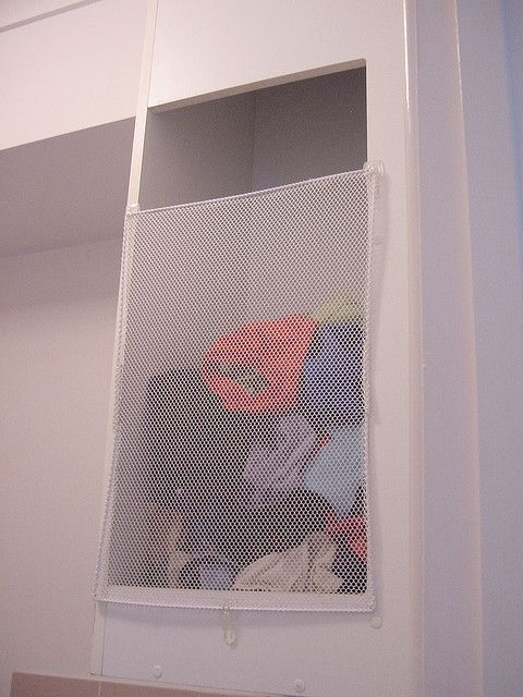 laundry chute catcher by ferrous, via Flickr