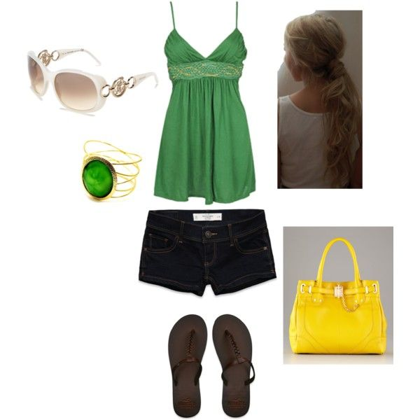 summer outfit! :-)