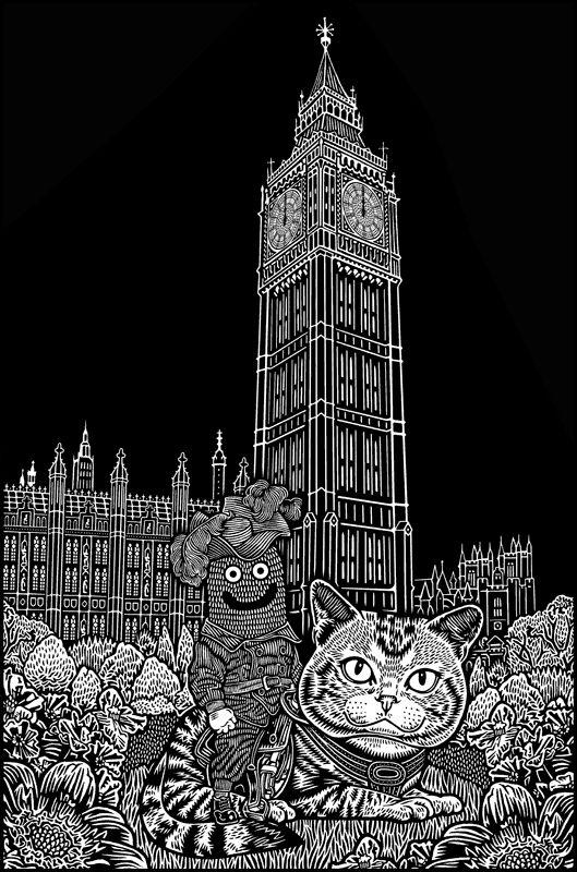 Matthew Green #illustration
