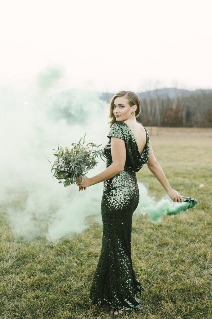 This Barnyard Wizard of Oz Wedding Will Make You Want to Click Your Heels 3 Times