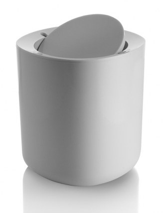 Alessi Birillo | Waste Bin - Hurrah for rubbish.