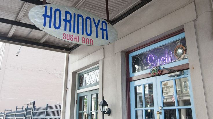 20 Essential Sushi Restaurants in New Orleans