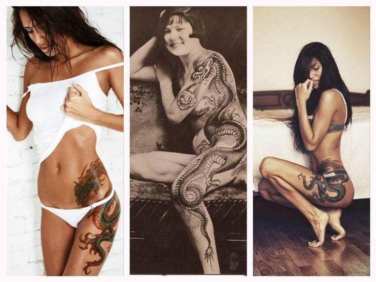 I tatuaggi coi draghi sono intramontabili. Hanno significati che affondano le radici nelle culture asiatiche ma anche occidentali. Scoprili tutti.