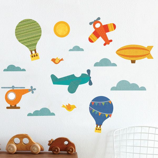 30 best vinilo bebs images on pinterest baby rooms child room by air wall decal gumiabroncs Choice Image