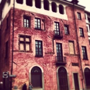 La casa del Pingone, la più antica di Torino #torinocentro #InvasioniDigitali