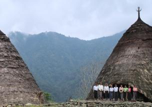Wae Rebo Village #highreshero