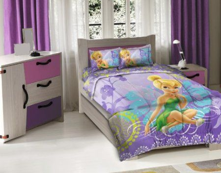 21 best images about tinkerbell bedroom on pinterest for Tinkerbell bedroom furniture