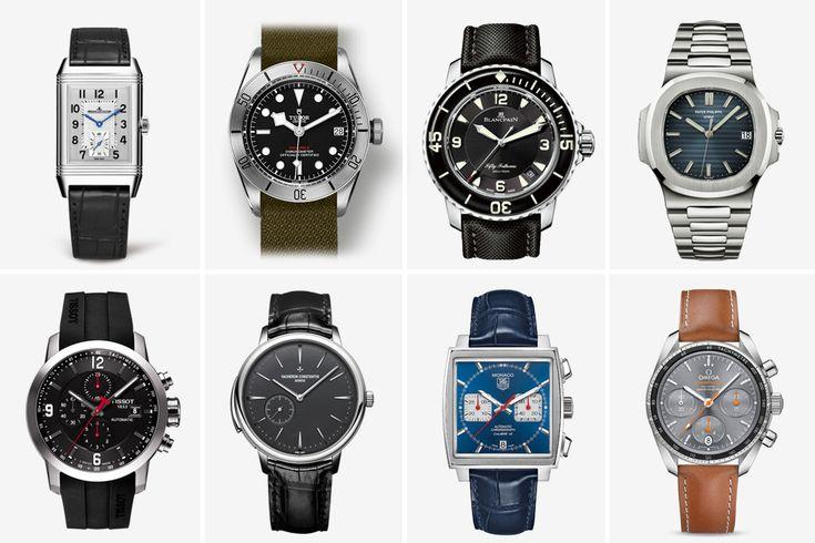 Top Tier: 15 Best Swiss Watches   HiConsumption