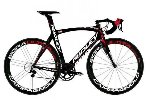 Bikes of the UCI WorldTour 2012: Ridley Noah FAST of Lotto-Belisol | road.cc |