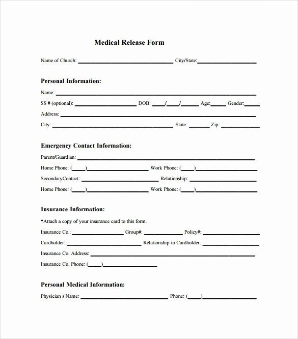 Child Medical Consent Form Template Awesome Free Medical Consent Form For Child While Parents Are Away Consent Forms Children S Medical Templates Free Design