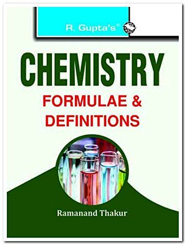 Chemistry Formulae & Definitions Check more at http://www.indian-shopping.in/product/chemistry-formulae-definitions/