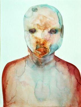 "Saatchi Online Artist Julius Redillas; Painting, ""Makeup Guru"" #art"