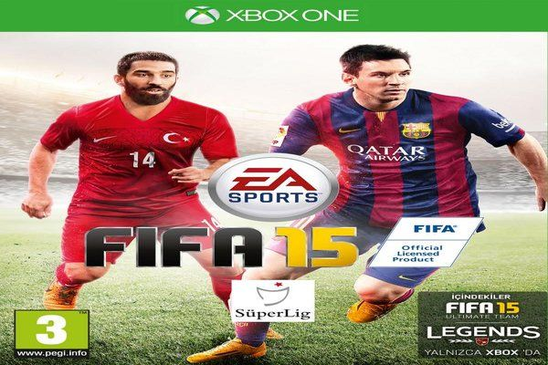 Atlético Madrid's Arda Turan Confirmed as the Cover Star of FIFA 15 in Turkey
